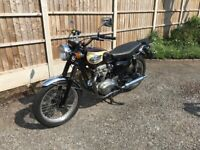 Used, Kawasaki W650 - 2001 (51 plate) for sale  Oakwood, Derbyshire