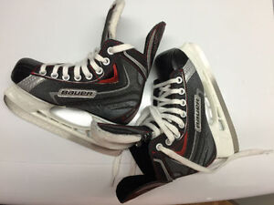Bauer Youth Boys Size 1