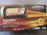 Outside Electric Patio Heater