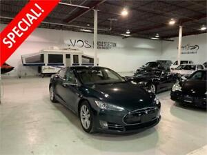 2014 Tesla Model S P85 - V3556 - No Payments For 6 Months**