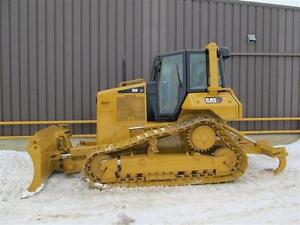 2006 CATERPILLAR D5NLGP DOZER WITH RIPPER Edmonton Edmonton Area image 4