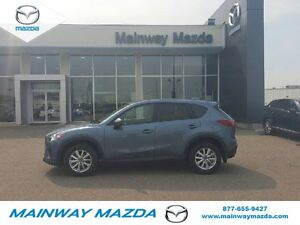 2014 Mazda CX-5 GX All-wheel Drive Sport Utility NO PST SAVE SAV