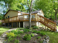 3 bedroom COTTAGE on Bull Lake in Arden, ON