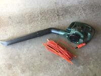 Black and Decker GW150 Leaf Blower