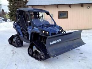 """All BRP 72"""" Can-Am Commander Blades priced to clear"""