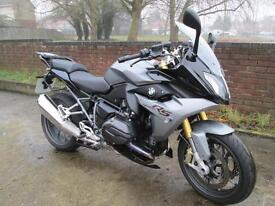 BMW R 1200 RS SE SPORT ABS TOURING COMMUTING MOTORCYCLE