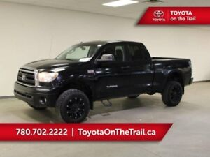 2010 Toyota Tundra DOUBLE CAB TRD OFFROAD; 4X4, AIRBAG LIFT KIT,