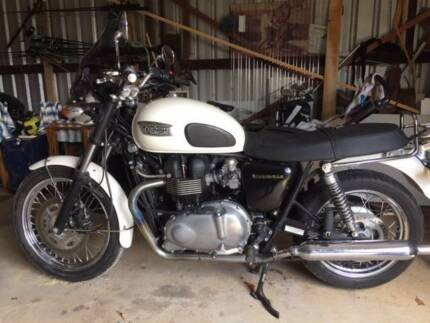 Triumph Bonneville Motorcycle 2008 For Sale Pemberton Manjimup Area Preview