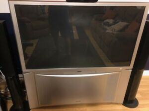 Hitachi 51-inch HDMI TV - $150 OBO