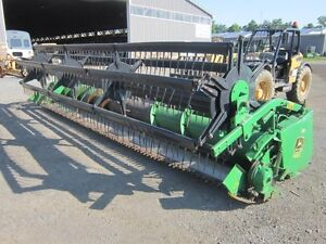 John Deere 920 Flex Head