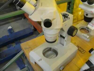 Olympus Sz4045 Microscope 10x Eyepieces .67 X 4x Stand