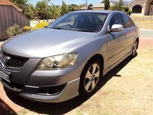 2008 Toyota Aurion Sedan Alexander Heights Wanneroo Area Preview