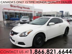 2012 Nissan Altima 3.5 SR | WINTER WHEELS