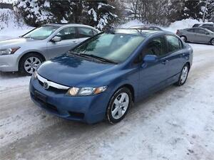 2009 Honda Civic Sport, Safety & ETEST for ON or QC INCL.