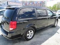 2012 Dodge Grand Caravan SXT / Sto N Go Front and Rear