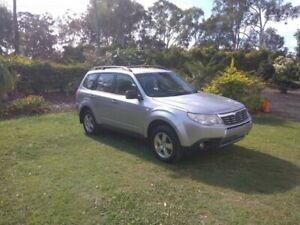 2012 Subaru Forester S3 MY12 XS AWD Silver 4 Speed Sports Automatic Wagon Capalaba Brisbane South East Preview
