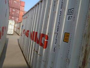 20' Cargo Worthy Shipping Containers ON SALE- Katoomba $2075+GST Katoomba Blue Mountains Preview