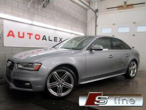 2015 Audi A4 S-LINE NAVIGATION MAGS 19 TOIT CAMERA