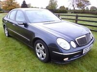 2004 MERCEDES E270 CDI AVANTGARDE ## AUTOMATIC ## 94000 MILES ## 2 OWNERS ## FULL SERVICE HISTORY ##