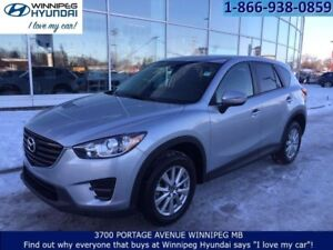 2016 Mazda CX-5 GX AWD No Accidents One Owner AWD Cloth