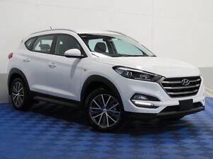 2016 Hyundai Tucson TL Active X (FWD) Polar White 6 Speed Automatic Wagon East Rockingham Rockingham Area Preview