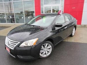 2013 NISSAN  SENTRA 1.8 S ALLOYS ECO MODE FULL PWR GROUP FINANCE