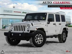 2014 Jeep Wrangler Unlimited RUBICON/LEATHER/NAV
