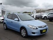 2011 Hyundai i30 FD MY11 SX Blue 4 Speed Automatic Hatchback Albion Park Rail Shellharbour Area Preview