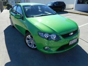 2009 Ford Falcon FG XR6 Dash Green 5 Speed Sports Automatic Sedan Noosaville Noosa Area Preview