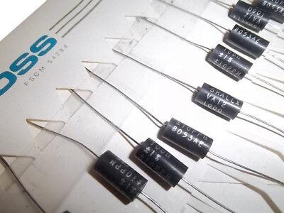 Shallcross V12 12w 100 Ohms 1 Precision Wire Wound Resistors Lot20
