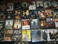 DVDs...........liquidating collection