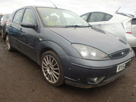 mk1 ford focus st170 5dr or 3 dr in magnum grey breaking wheel nut all parts available