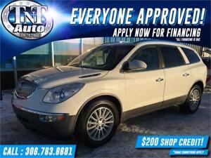 2010 Buick Enclave CXL ALL WHEEL DRIVE-HEATED LEATHER!