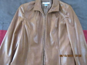 LEATHER JACKETS,,all,mint condition