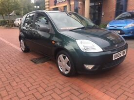 2005 Ford Fiesta 1.4 - Long MOT, Low Miles