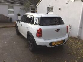 Mini Countryman One D Diesel - LN61UHM
