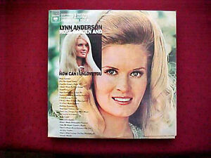 7 ALBUM LYNN ANDERSON COLLECTION