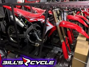 2018 HONDA Competition CRF 450 RJ   R Electric Start Red
