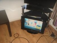 19 in lcd tv in full working order