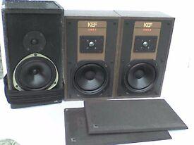50W Stereo Speakers + a FREE KEF Celeste Speaker - Heathrow