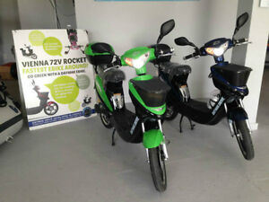 Electric Scooters & E-Bikes -NewStar has the Largest Selection St. John's Newfoundland image 7