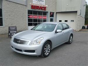 2007 INFINITI Berline G35 Luxury (GARANTIE 1 ANS INCLUS)