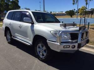 2011 Toyota Landcruiser Altitude Hermit Park Townsville City Preview