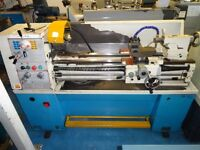 VIKING VT310 CHALLENGER GAP BED CENTRE LATHE