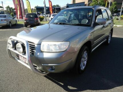 2006 Subaru Forester 79V MY06 X AWD Luxury Grey 5 Speed Manual Wagon Dutton Park Brisbane South West Preview