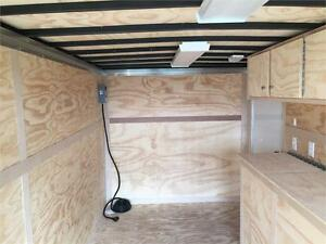7ft x 16ft Enclosed Tool Box Trailer (RTBT7x16TA2) London Ontario image 8