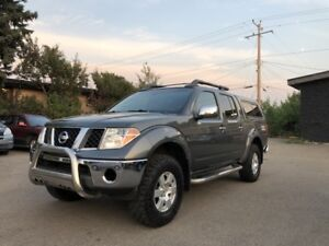 2006 Nissan Frontier LE 4WD CREW CAB *** LOADED/LOCAL TRUCK ***