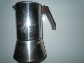 ALESSI COFFEE MAKER MILK FROTHER COFFEE GRINDER