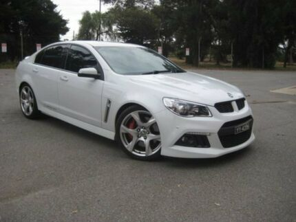 2015 Holden Special Vehicles Clubsport GEN-F MY15 White 6 Speed Manual Sedan Elizabeth Playford Area Preview