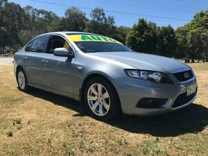 2008 Ford Falcon FG G6 6 Speed Automatic Sedan Clontarf Redcliffe Area Preview